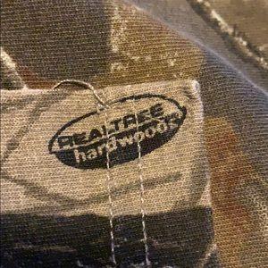 outfitters ridge Shirts - Outfitters Ridge REALTREE hardwood T-shirt sz 3XL